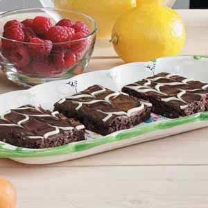 Fudgy Nut Brownies