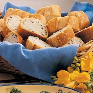 Zippy French Bread