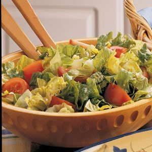 Tomato Tossed Salad