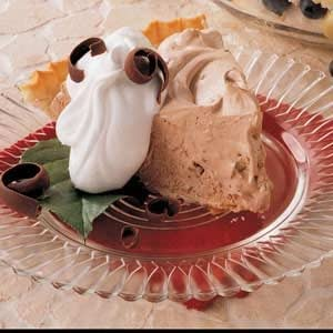 Almond Mocha Pie