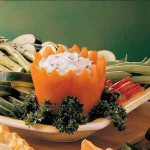 Chunky Vegetable Dip