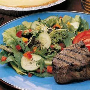 Thyme Vinaigrette Salad