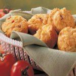 Salsa Corn Muffins