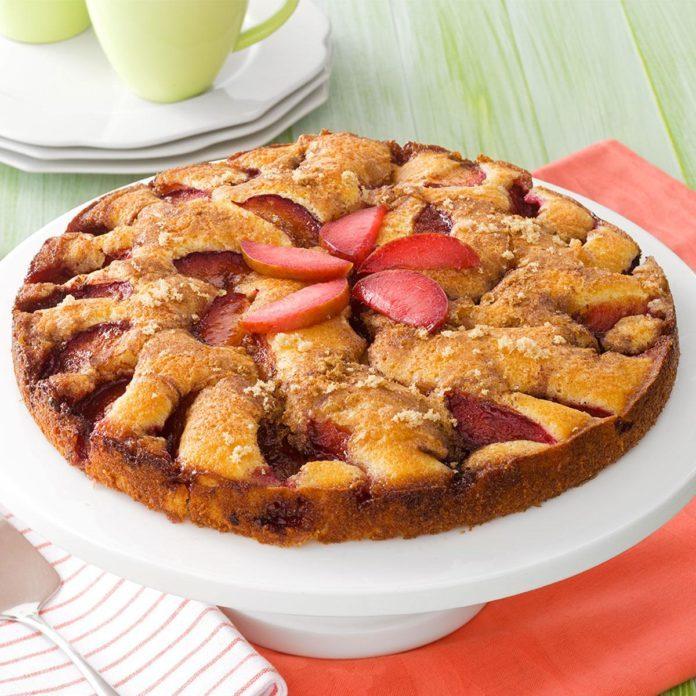 Plum Cake (Placek z Sliwkami)