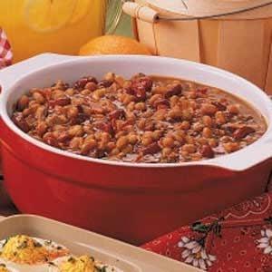 Big-Batch Baked Beans