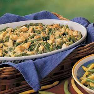 Chicken Bean Casserole