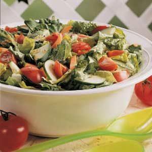 Tossed Italian Garden Salad