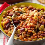 Sweet N Sour Beans
