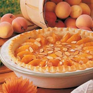 Creamy Apricot Pie