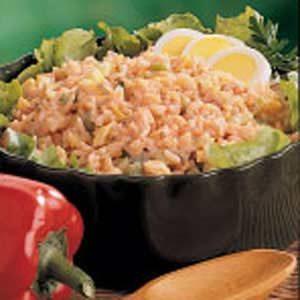Picnic Rice Salad