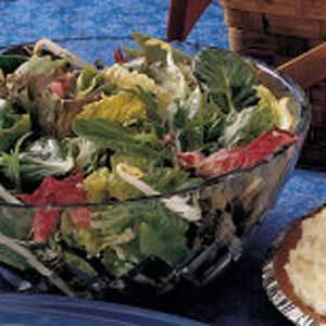 Asian Bean Tossed Salad