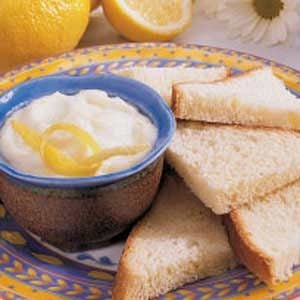 Sour Cream Lemon Bread