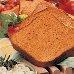 Herbed Tomato Bread