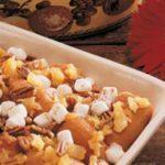 Speedy Sweet Potatoes