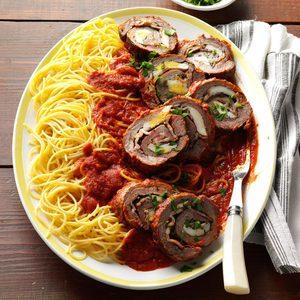 Nana's Italian Roulade
