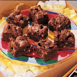 Final Exam Brownies