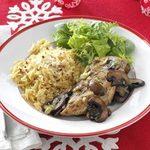Company Chicken Madeira