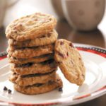 Toffee Cranberry Crisps