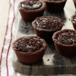 Truffle-Filled Cookie Tarts