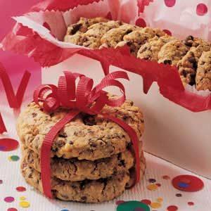 Double Chocolate Sprinkle Cookies
