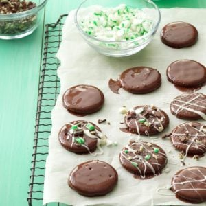 Easy Mint Thins