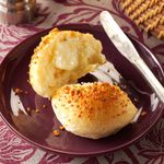 Parmesan-Herb Dinner Rolls