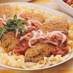 Spaghetti Chicken Parmesan