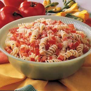 Tomato Spiral Toss
