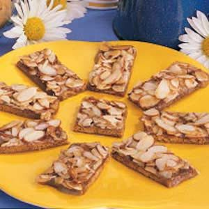 Toffee Crunch Grahams