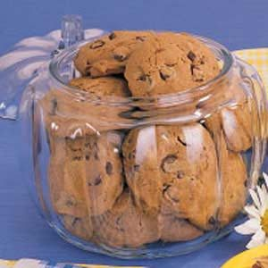 Coffee Chip Cookies