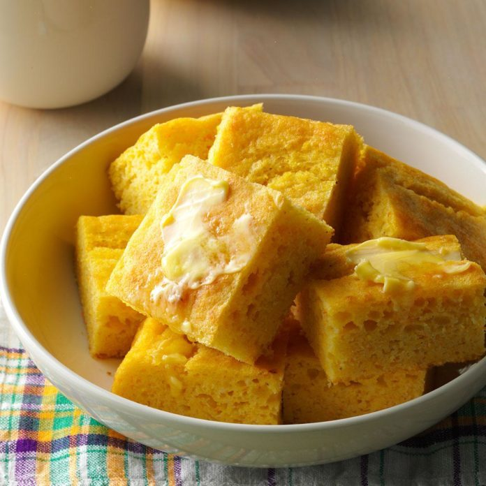 Savory Corn Bread