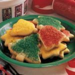 Soft Sugar Cookies with Sour Cream