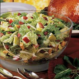 Contest-Winning Festive Tossed Salad