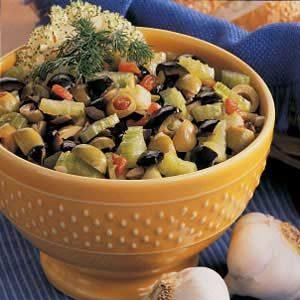 Olive Lover's Salad