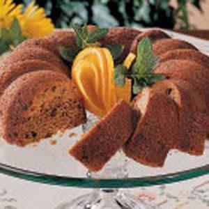 Old-Fashioned Raisin Cake