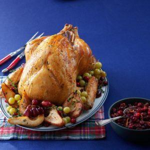 Herb-Roasted Turkey