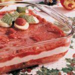 Strawberry-Banana Gelatin Salad