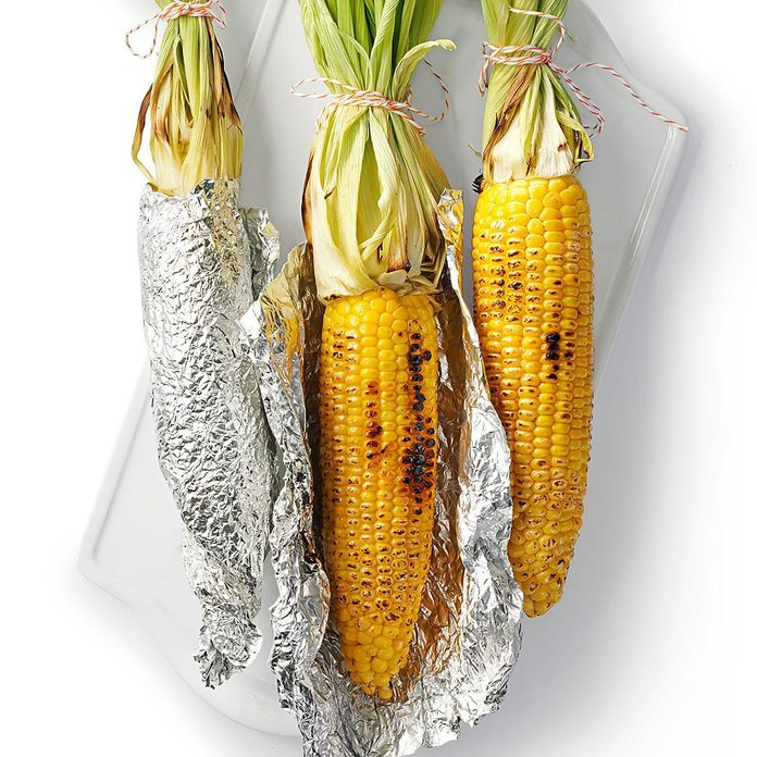 Garlic Corn on the Cob