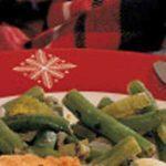 Tarragon Green Beans