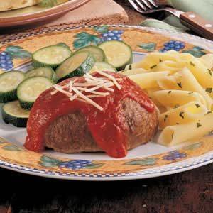 Mini Italian Meat Loaves
