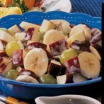 Nutty Fruit Medley