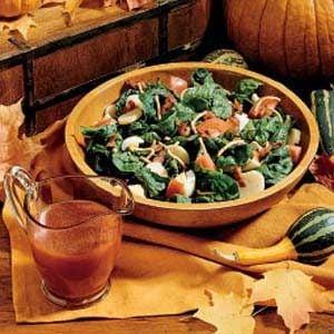 Catalina Spinach Salad