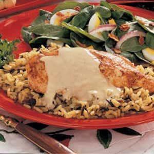 Quick Dijon Chicken