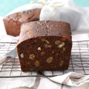 A Bit Nutty Boston Brown Bread