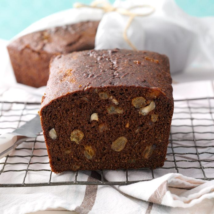 A Bit Nutty Boston Brown Bread