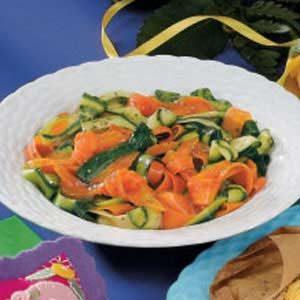 Love Knot Vegetables