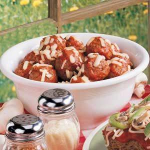 Monterey Jack Meatballs
