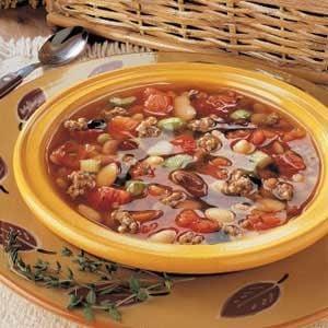 Mixed Bean Soup