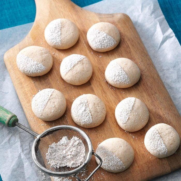 Earl Grey Tea Cookies