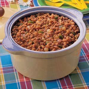 Pork 'n' Beans Bake
